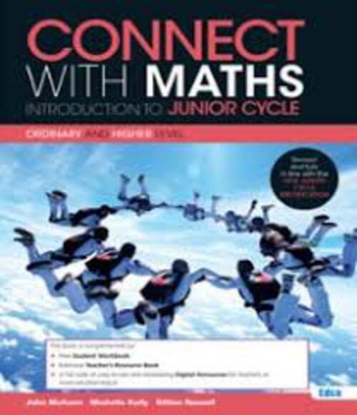 Connect With Maths Introduction to Junior Cycle - Text & Activity Book