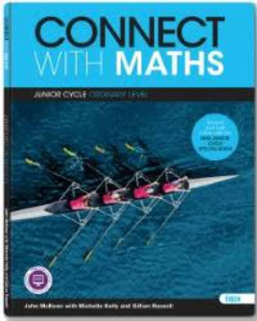 Connect with Maths Pack - Ordinary Level - (2nd/3rd Year)