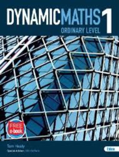 Dynamic Maths 1 - Ordinary Level