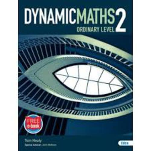DYNAMIC MATHS 2 - Ordinary Level