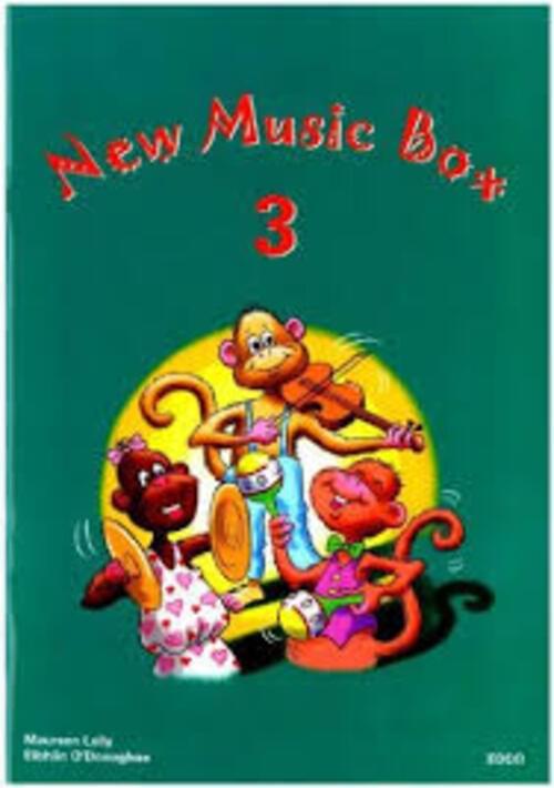 NEW MUSIC BOX 3 ACT.BK. Edco