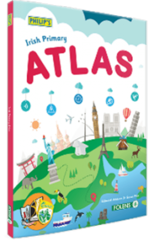 Philips Primary Atlas Textbook Only