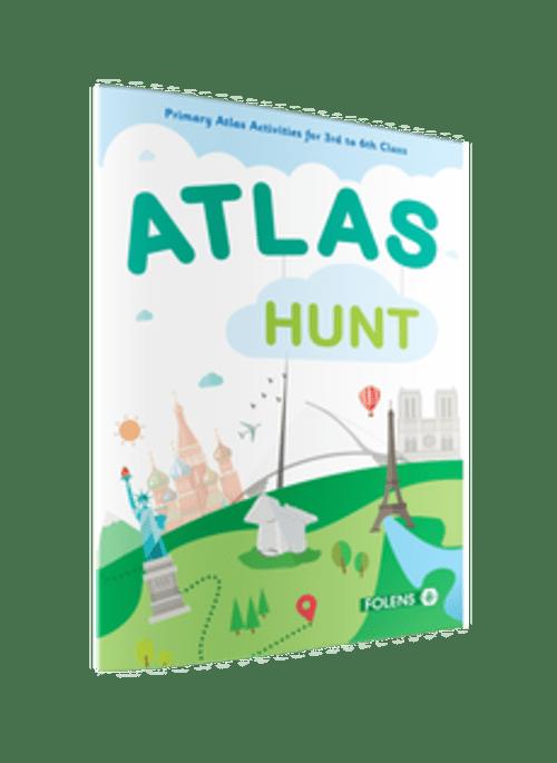 ATLAS HUNT WORKBOOK New Edition