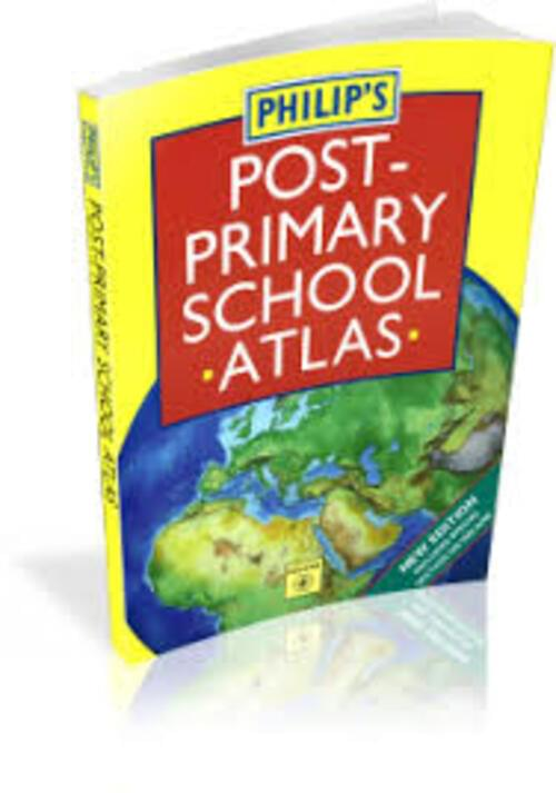 Philips Post Primary Atlas - Folens