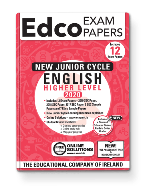 English Higher Level Sample & Past Papers + Solutions