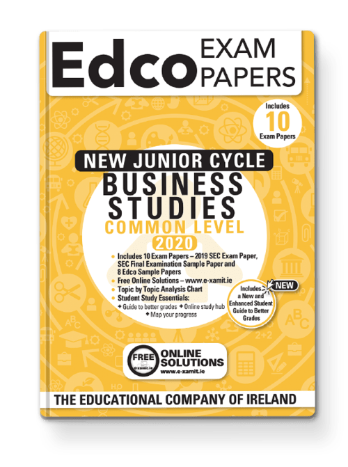 Business Studies Common Level Sample & Past Papers + Solutions