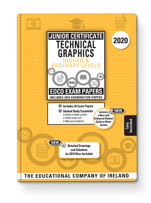 Technical Graphics Ordinary & Higher Past Papers #
