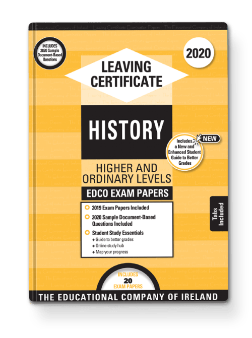 History Ordinary & Higher Sample & Past Papers