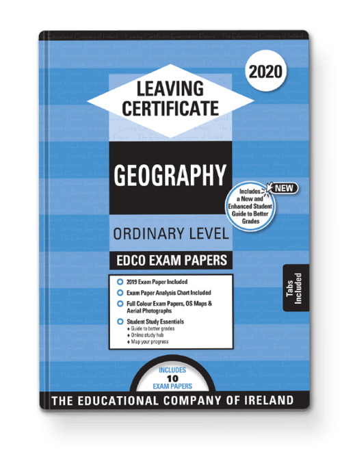 Geography Ordinary Sample & Past Papers + Osi Legend