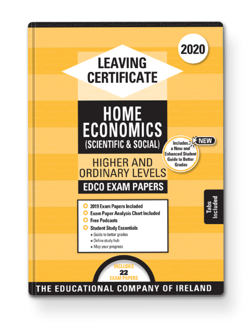 Home Economics Ordinary & Higher Past Papers