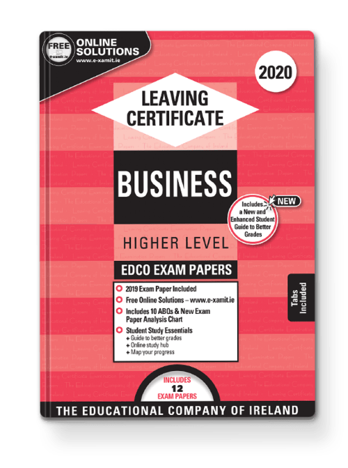 Business Higher Past Papers + ABQs + Solutions