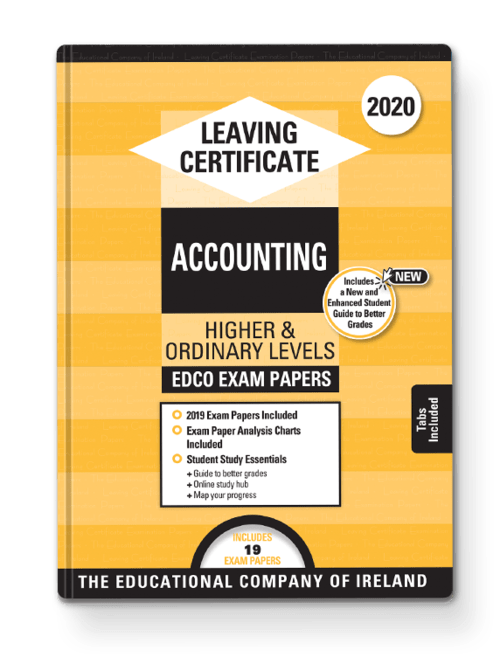 Accounting Ordinary & Higher Papers #