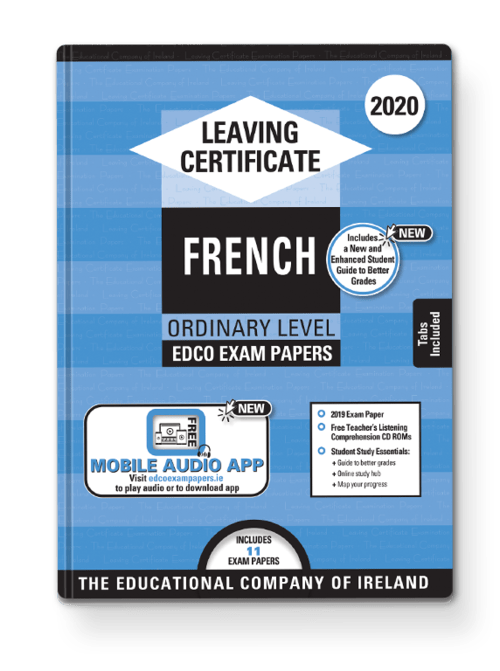 French Ordinary Past Papers + Audio App + Teacher CD-ROMs
