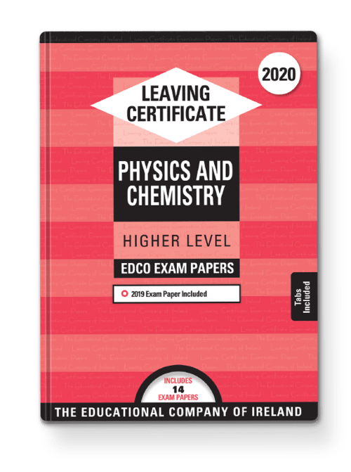Physics & Chemistry Higher Past Papers #