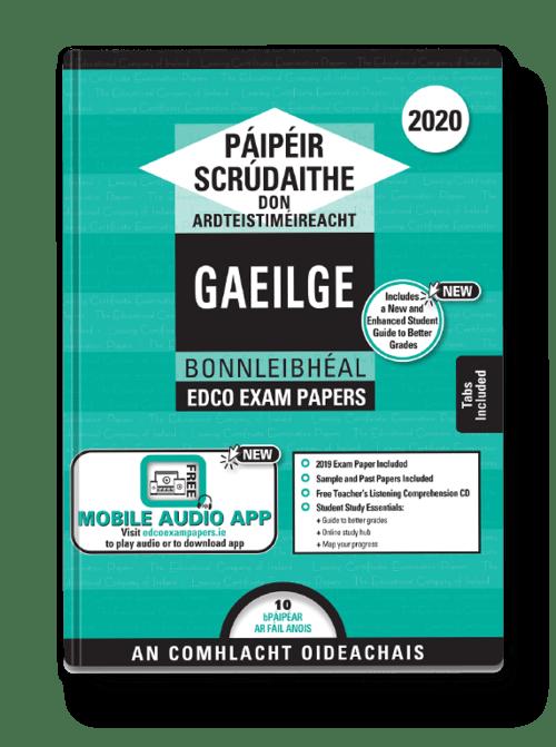 Gaeilge Bonnleibhal + Audio App + Teacher CD #