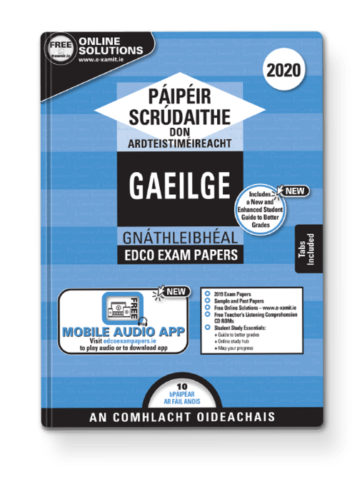 Gaeilge Gnthleibhal + Audio App + Teacher CD-ROMs