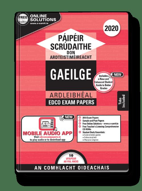 Gaeilge Ardleidhal + Audio App + Teacher CD-ROMs + Solutions