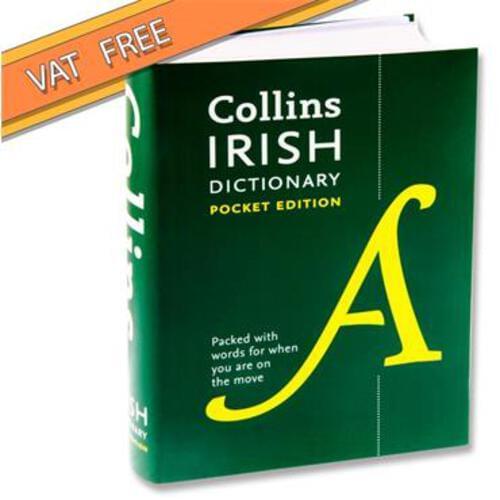 Collins Pocket Dictionary - Irish