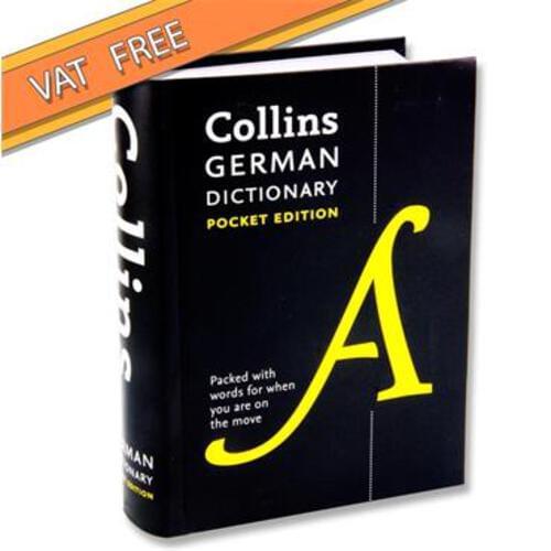 Collins Pocket Dictionary - German