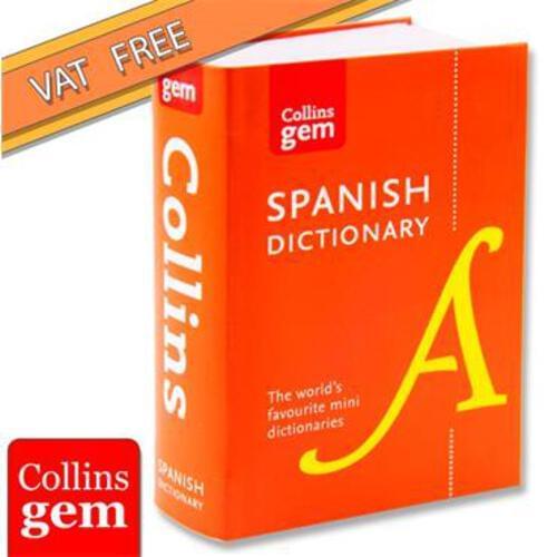 Collins Gem Dictionary - Spanish