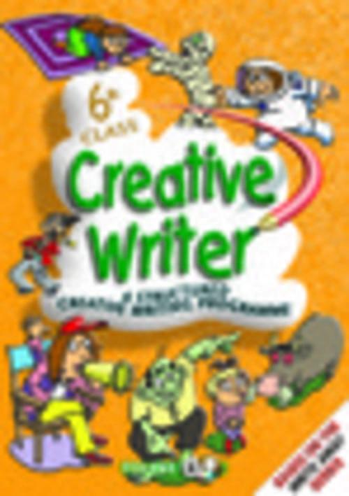 Creative Writer Book D - 6th Class Folens