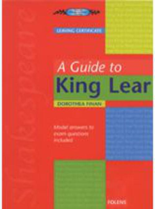 Guide to King Lear Folens