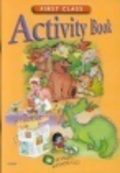 ME 2nd Class Activity Book Folens