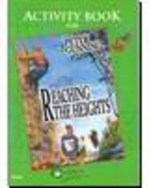 Reaching the Heights Activity Book (6th Class