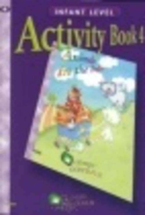 Activity Book 4: Animals in the Trolley Folens