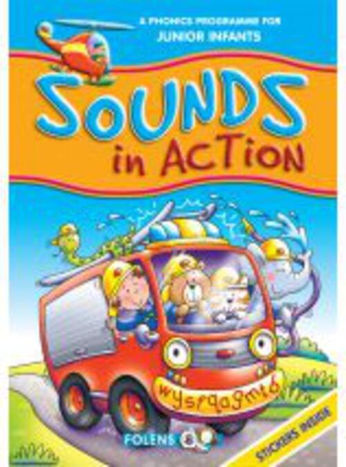 Sounds in Action Junior Infants