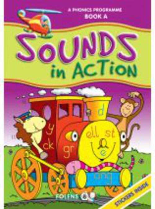 Sounds in Action A - 1st Class Folens