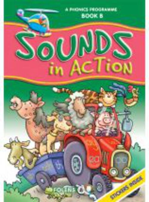 Sounds in Action B - 2nd Class Folens