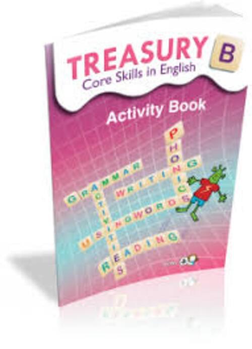 Treasury Core Skills B 2nd Class - 1st Edition