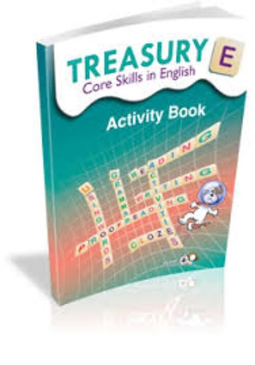 Treasury Core Skills E 5th Class - 1st Edition