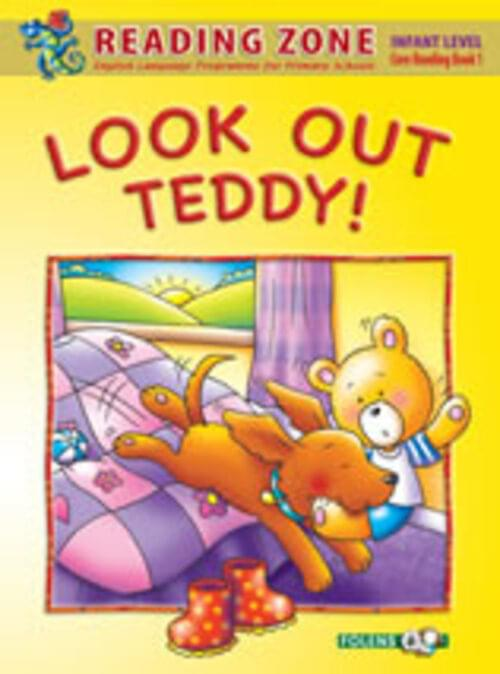 Look Out Teddy! Book 1