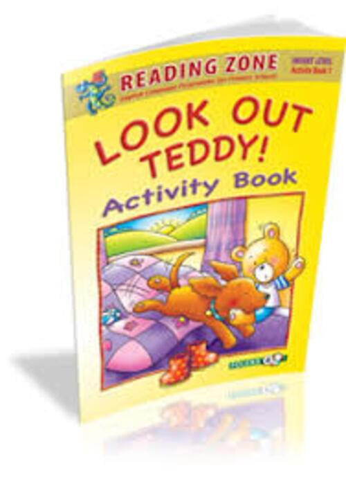 Look Out Teddy! Activity Book