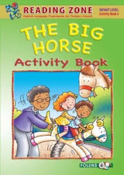 The Big Horse - Activity Book 4