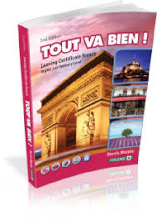 Tout Va Bien! 2nd Edition (Text & CDs)
