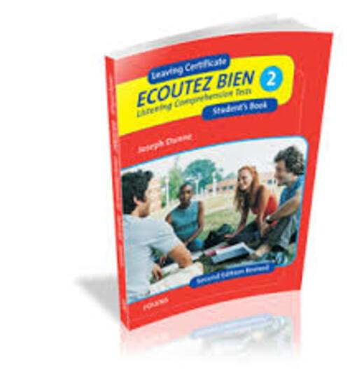 Ecoutez Bien 2 (Book & CD) Folens