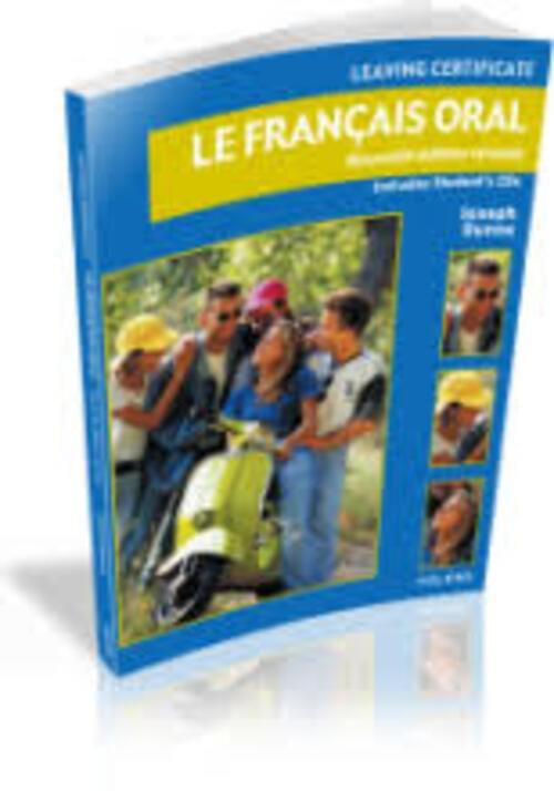 Le Francais Oral - 3rd Edition (Book & CD) Folens