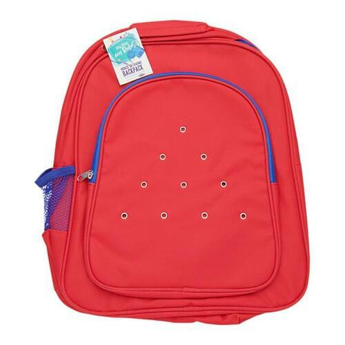 Premier Hooked On Charms Backpack - Red