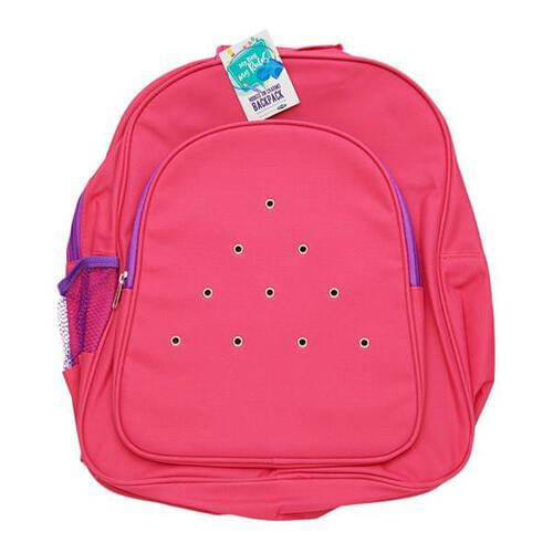Premier Hooked On Charms Backpack - Pink