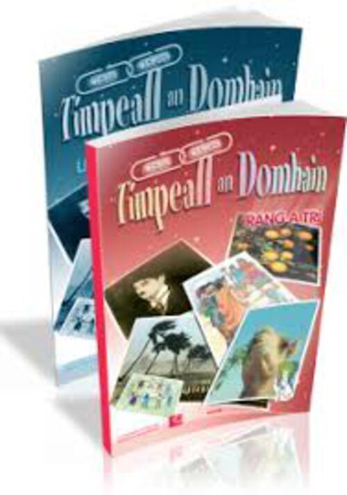 Timpeall an Domhain Rang 3 (Text & Workbook)