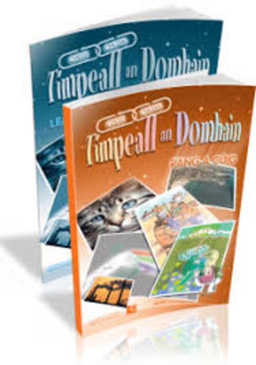 Timpeall an Domhain Rang 5 (Text & Workbook)