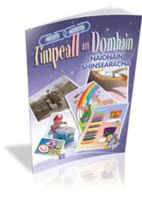 Timpeall an Domhain Naionain Shinsearacha