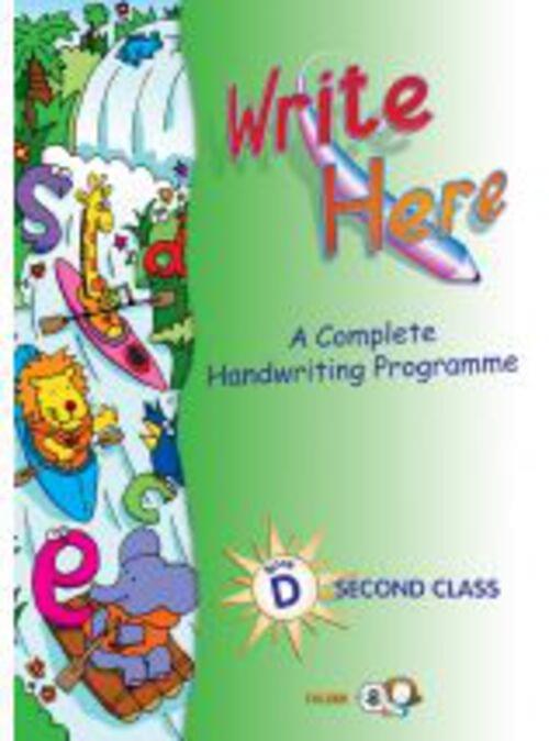 Write Here D - 2nd Class Folens