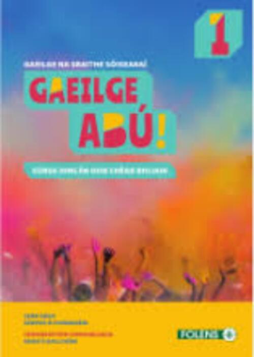 Gaeilge Abu 1 (Text & Workbook)