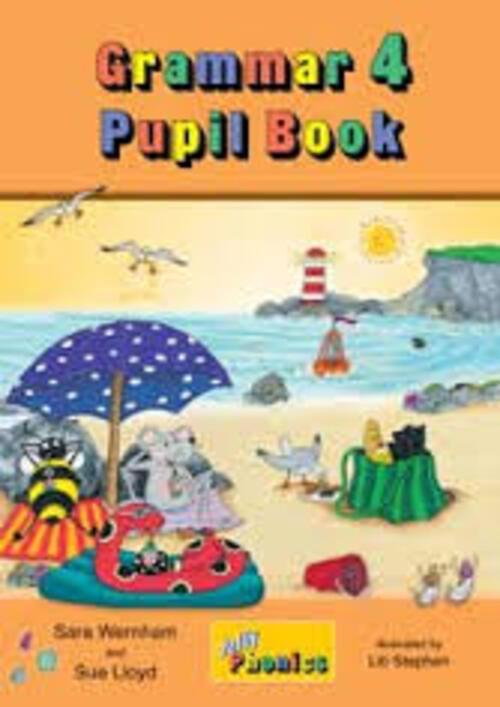 Jolly Grammar 4 Pupil Book for 4th Class