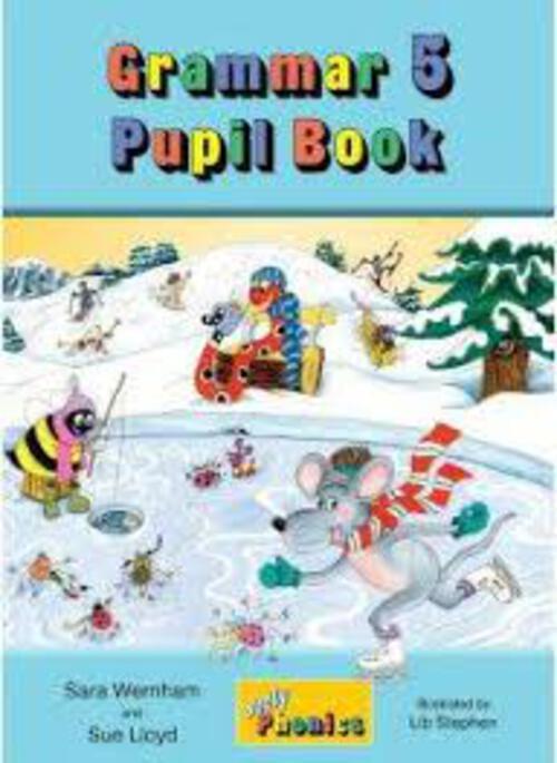 Jolly Grammar 5 Pupil Book  for 5th Class
