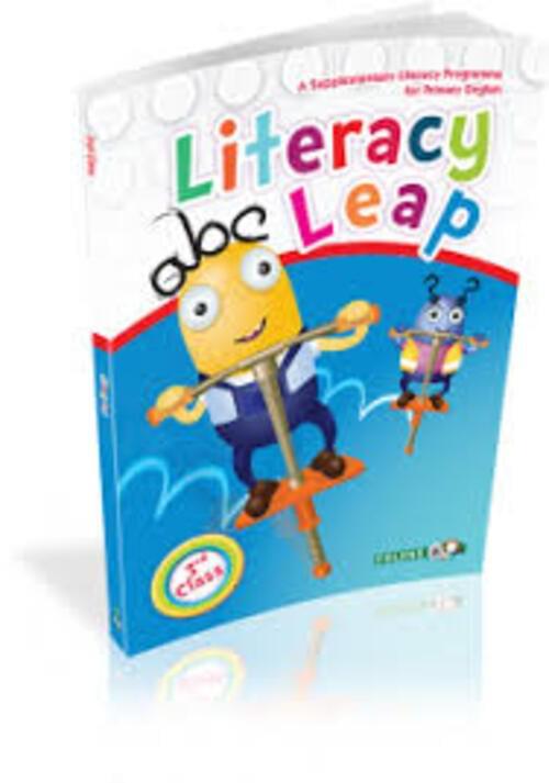 Literacy Leap 3rd Class